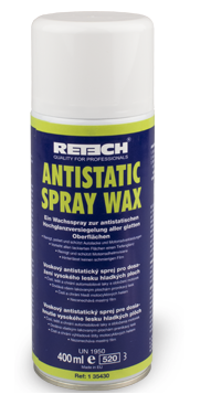 Bilde av ANTISTATIC SPRAY WAX